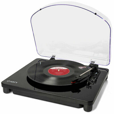 ION Audio Classic LP 3-Speed USB Conversion Turntable for Mac & PC #CLASSICLP