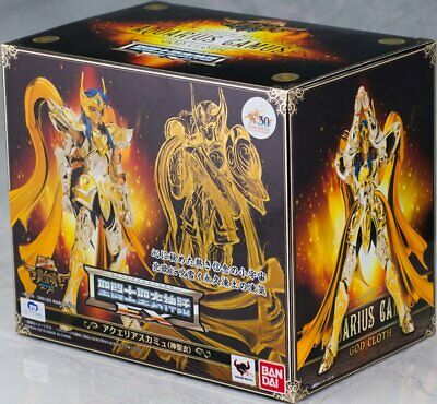 Myth Cloth Saint Seiya Camus Soul of God SOG EX Aquarius Verseau OFFICIEL BANDAI