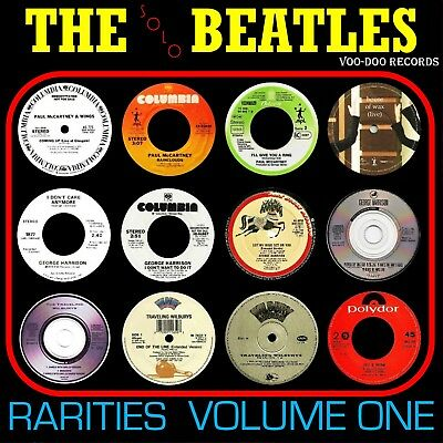 The Beatles - Solo Beatle Rarities [1-CD]  Handle With Care Coming Up Rainclouds