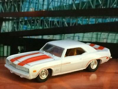 1969 69 Chevrolet Camaro V 8 Muscle Car 1 64 Scale Limited Edition Y10