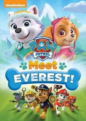 Paw Patrol Meet Everest  [Region 4] - DVD - New - Free Shipping.