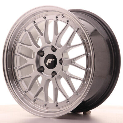 Japan Racing JR23 18x8,5 ET35 5x100 Hyper Silver SET 4 CERCHI 4 WHEELS