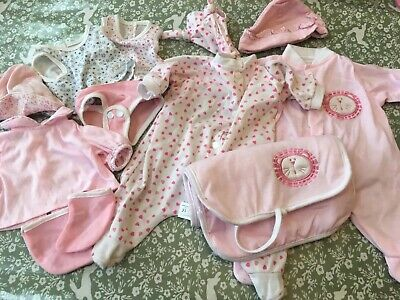 4 X Clothes Fit Baby Born Bundle