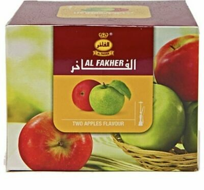 Al Fakher 1 kg ( 2 apples Yellow ) original. hot price