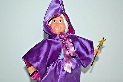 Disney Fairy Godmother Doll from Cinderella Film ,Gift wrapped