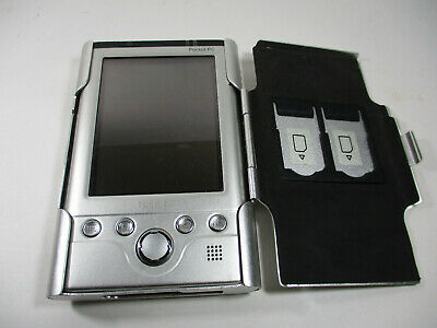 Toshiba e740 Pocket PC with Case - No Charger