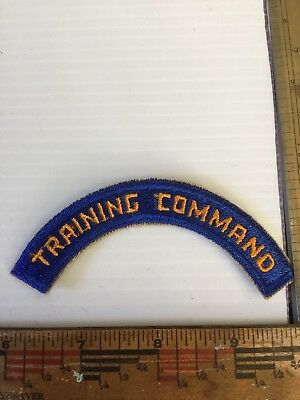 WWII Army Air Corps TRAINING COMMAND ARC Unworn.