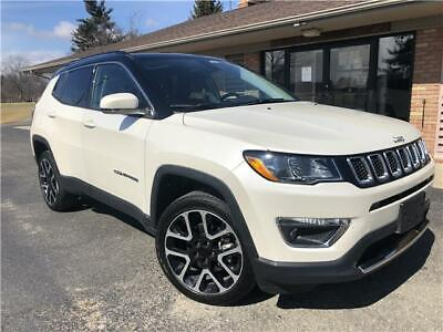 2017 Compass Limited 2017 Jeep Compass Limited 16,626 4x4 Best Deal On eBay Buy & Save Dependable SUV