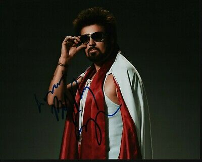 "BILLY RAY CYRUS Hand Signed Autographed 8x10"" Photo w/COA"