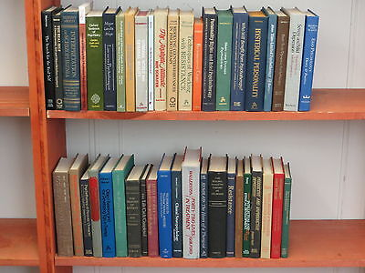 Lot of 43  BOOKS ON PSYCHOTHERAPY