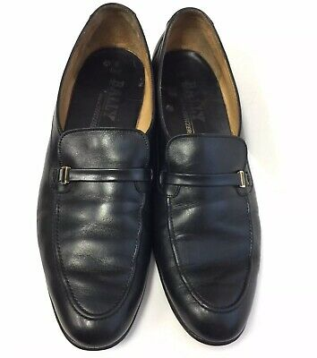 d81dfbab90c82 BALLY MEN'S VINTAGE Black