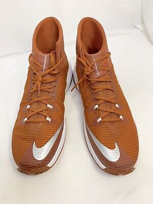 20f078085c0e NIKE ZOOM CLEAR OUT BASKETBALL SHOES NEW MEN S SIZE 18 Orange 856486-822