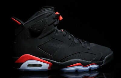 the latest efa17 21060 Nave ora 2019 Nike Air Jordan 6 Vi Rétro Infrarosso 4c-14 Nero 384664-