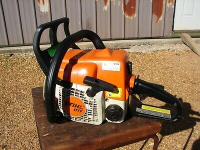 STIHL 017 CHAINSAW, great running saw, 150 psi of