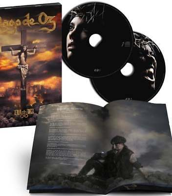 Mago De Oz Ira Dei 2 Cd Signed/firmado- New 2019 Digipack Deluxe-Leo-Warcry