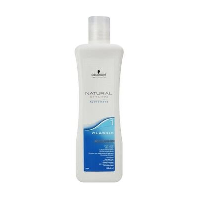 Schwarzkopf Natural Styling Hydrowave Classic 1 Perm Solution 1000mL