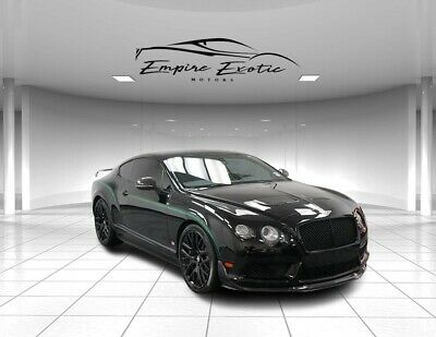 2015 Continental GT GT3-R $341,000 MSRP, 8K, Showroom Stunner, Rare! 2015 Bentley Continental GT GT3-R $341,000 MSRP, 8K, Showroom Stunner, Rare!