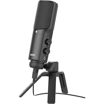 Rode NT-USB Versatile Studio-Quality USB Microphone NTUSB MINT in Orig Box -
