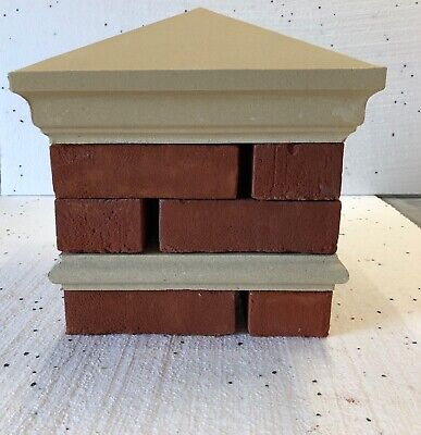 Cast stone Pier Caps, String Course, Copings. Bath or Portland Stone, many sizes