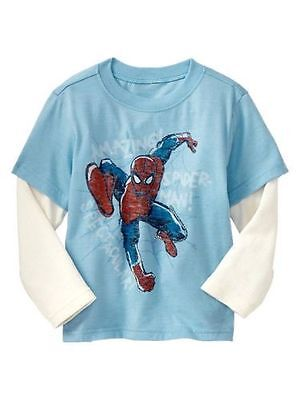 Nwt Baby Gap Boy's Junk Food™ 2-In-1 Graphic T