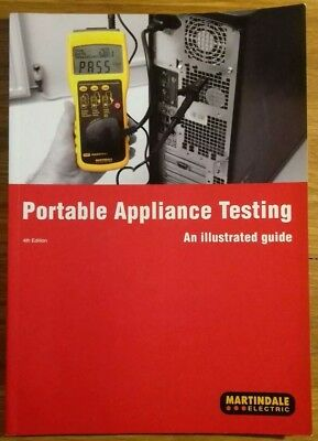 PAT Testing Handbook - Portable Appliance Testing - An illustrated guide.