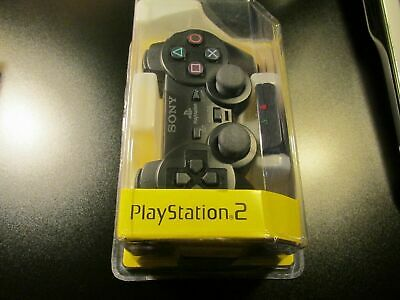 SONY PlayStation 2 3 4 DualShock 2 Wireless 2.4G Controller FACTORY SEALED NEW