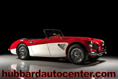 1960 Austin Healey 3000  1960 Austin Healey, great history, recently serviced, hard top, great colors!