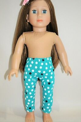 """American Girl Doll Our Generation Journey Girls 18"""" Dolls Clothes Leggings Only"""