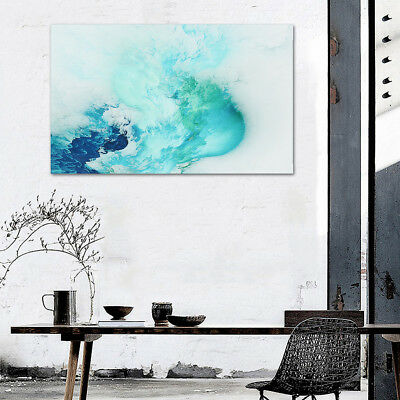 Abstract Cloud Colorful Canvas Print Oil Painting Home Wall Decor Art Unframed !