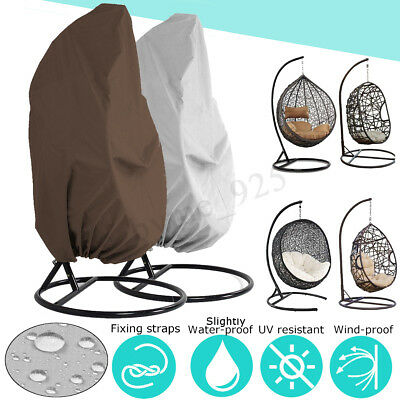 Phenomenal Patio Swing Hanging Egg Chair Cover Outdoor Furniture Rain Pdpeps Interior Chair Design Pdpepsorg