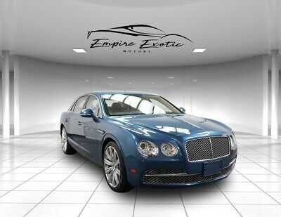 2014 Flying Spur Mulliner w/Alternative Wheels, $229K MSRP 2014 Bentley Flying Spur Mulliner w/Alternative Wheels, $229K MSRP