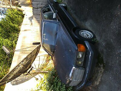 1982 Mercedes-Benz 300-Series SD old mercedes benz for sale for parts