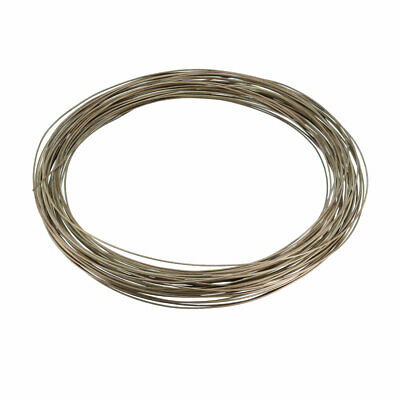 1.4mm 15AWG Superfine Heating Wire FeCrAl Resistor Wire  98ft Length