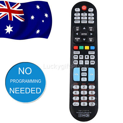 Universal LCD LED HD TV Remote Control For SONY SAMSUNG LG SHARP SANYO PANASONIC