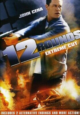 12 Rounds [Unrated/Rated Versions] (DVD Used Very Good) WS