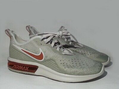 Nike Men's Air Max Sequent 2 Running Sz 8.5 NWOB Binary BlueWhite
