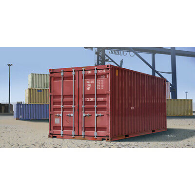 20ft Container 1:35 Model #01029 Trumpeter