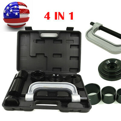 USA 4 in1 Car Auto Truck Steel Ball Joint Service Tool 2WD&4WD Remover Installer