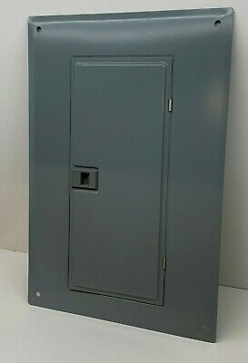 "Square D HOMC21UC HOMELINE Load Center Electrical Breaker Box Cover 22"" x 15.5"""