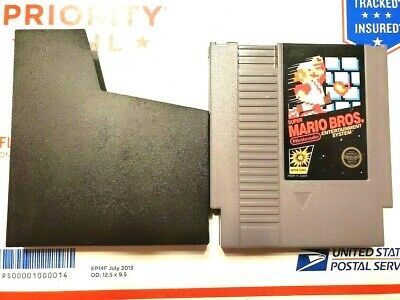 Super Mario Bros. Original Nintendo NES game 100% Authentic Tested Fast Shipping