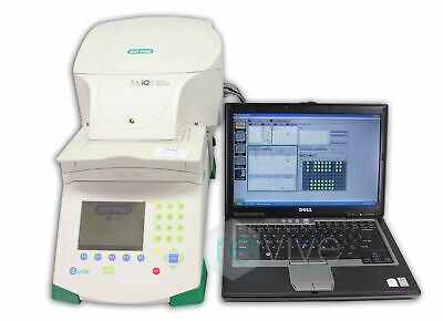 BIO RAD MyiQ 2 Two Color Real Time PCR Detection System