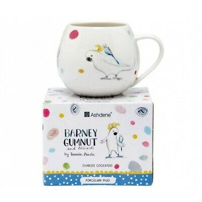 Barney Gumnut and Friends Cockatoo Mini Hug Mug by Ashdene