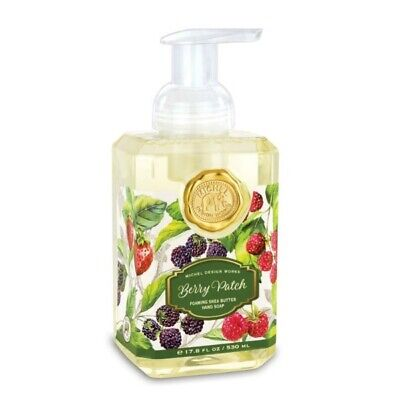 Berry Patch Foaming Hand Soap by Michel Design Works