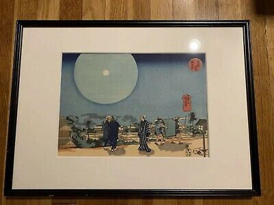 Imported Authentic Japanese Woodblock Prints