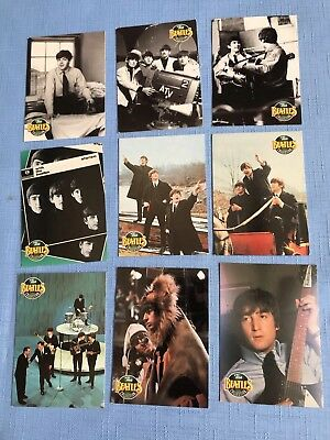 Trading Cards The Beatles Collection River Group 1993 40 Cards