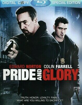 Pride and Glory [Special Edition] (Blu-ray Used Very Good) BLU-RAY/WS