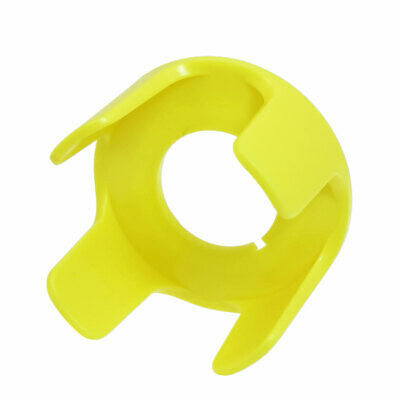 Yellow 22mm Diameter Push Button Switch Quadruped Protective Housing Case