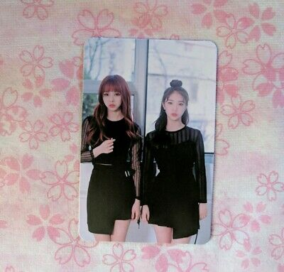 Monthly Girl LOONA Vivi Yeojin X X Limited B Photocard Genuine
