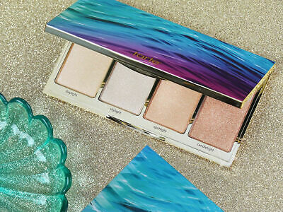 New Rainforest of The Sea Skin Twinkle Bronzers Highlighters Lighting Palette