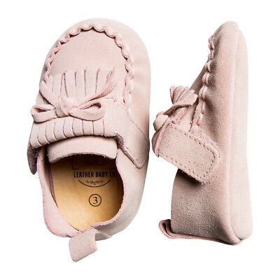 Genuine Leather Pre Walker Baby Shoes by Leather Baby Co